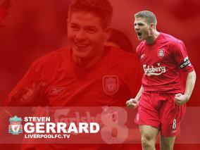 Steven Gerrard, Liverpool,
